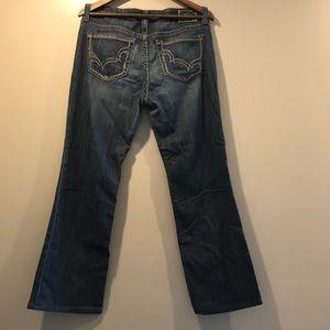 Big Star Maddie jeans 30R